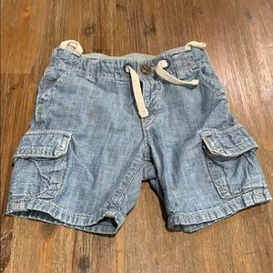 Baby Gap Boys 18-24 Months Jean Shorts